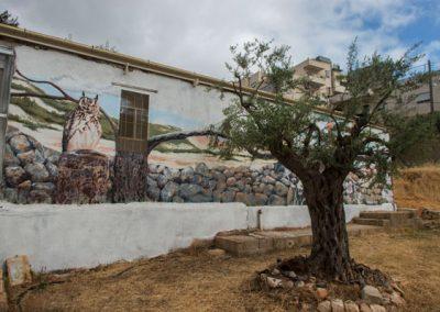 Palestine Mural