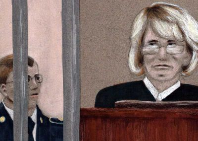 Judge Lind Finds Manning Guilty of Six Offenses Under Espionage Act